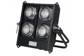 blinder 4 lampes