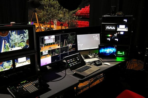 régie vidéo streaming